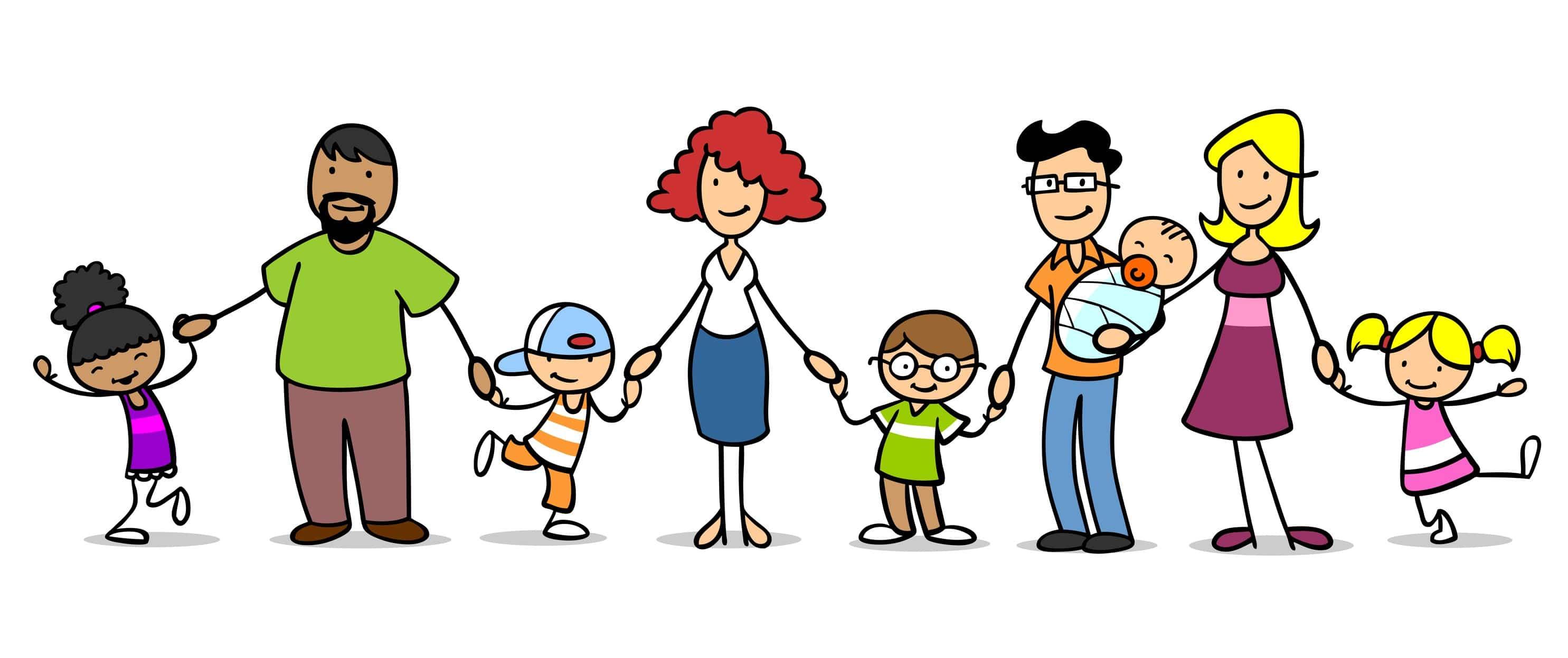 family-cartoon –